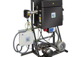 多湿排ガス専用ダストモニター