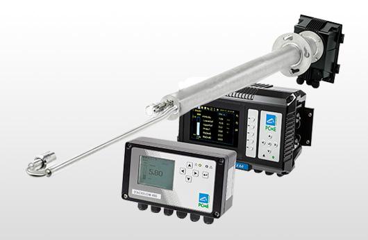超音波式排ガス流量計とは
